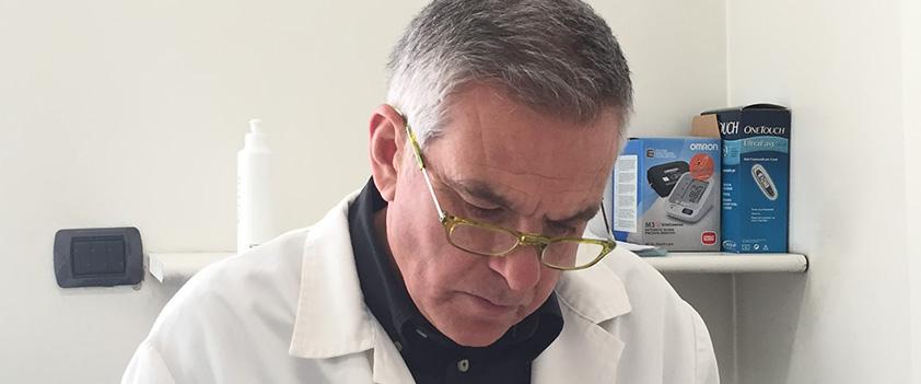 Duilio Bonfante medico ortopedico Studio9